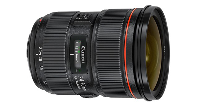 How Does the Canon EF 24-70mm f/2.8L II USM Compare to Past Models? 38