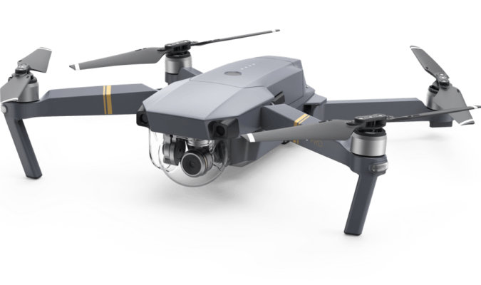 DJI Mavic Pro Drone Review: A Solid, Compact Performer 50
