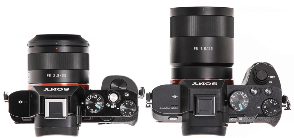 Lenses for Sony Image