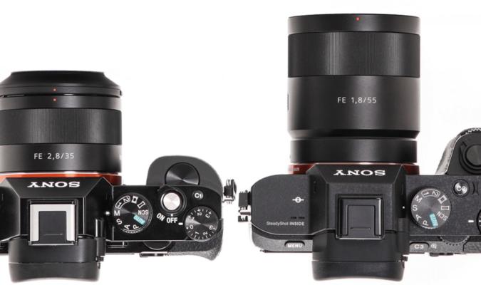 Lenses for Sony Image