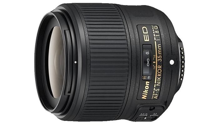 AF-S Nikkor 35mm f/1.8G ED Image