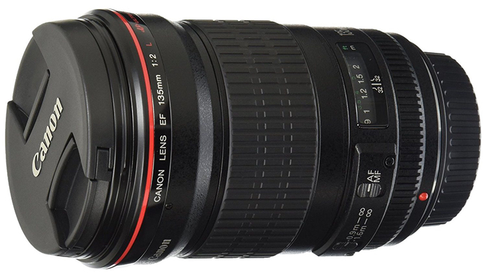 Canon EF 135mm f/2L USM Image