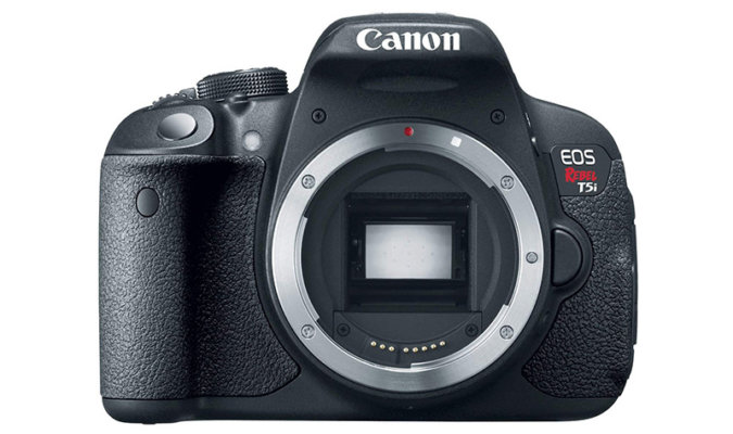 Canon Rebel T5i: The Go-To Entry Level DSLR 8