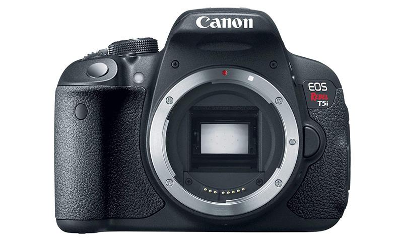 Canon EOS Rebel T5i Image