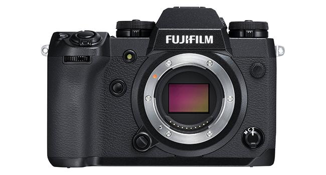 Fujifilm X-H1 Image