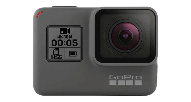 Review: GoPro Hero 5 Black All Action Cam 1
