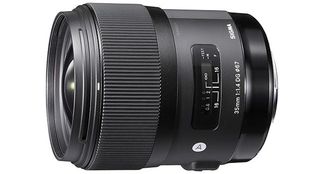 Sigma 35mm f/1.4 DG HSM Image