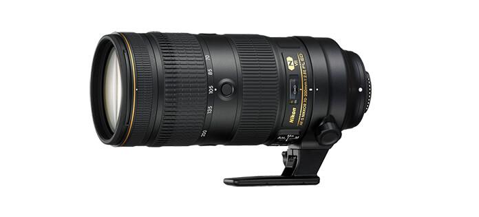 NIKKOR 70-200mm f/2.8E FL ED VR Image