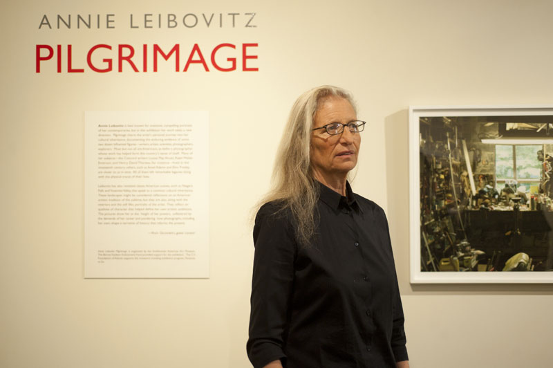 Annie Leibovitz Creates Portrait Memoir to Commemorate 50 Years of Photography 3