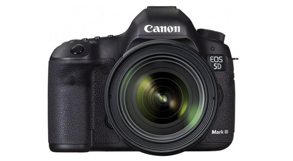 Canon EOS 5D Mark III Image 2