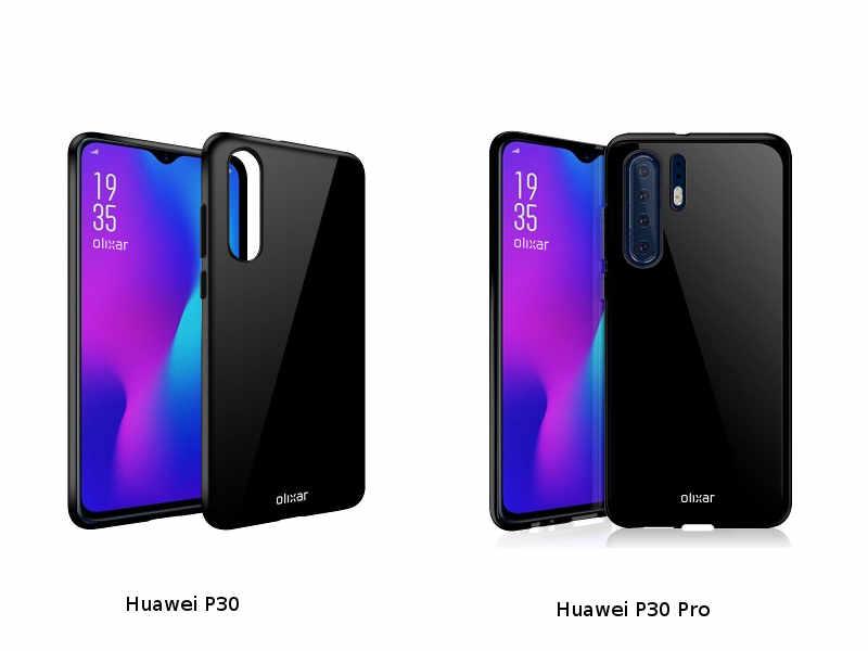 Huawei P30 Pro to Feature Quad Camera Setup 1