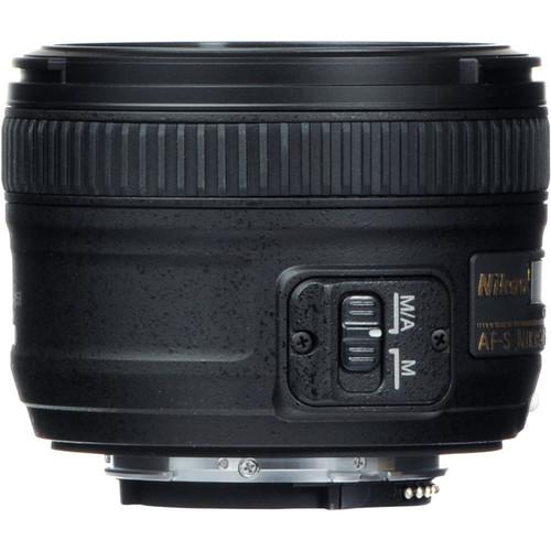 Nikon AF-S NIKKOR 50mm f/1.8G Image 2