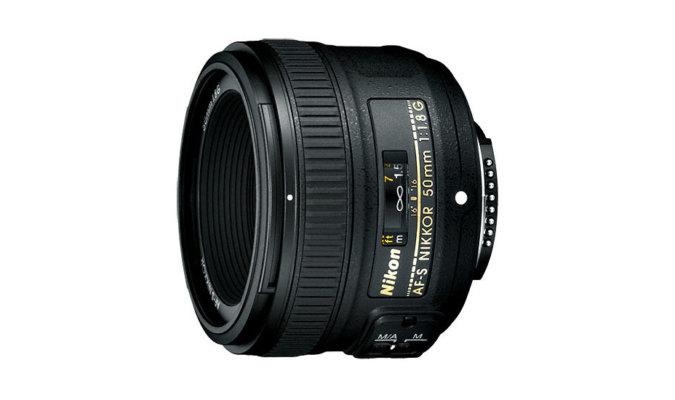 Nikon AF-S NIKKOR 50mm f/1.8G Image