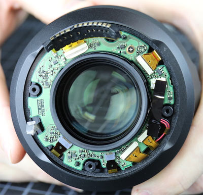 Canon RF 50mm f/1.2L Lens Disassembly Image 2