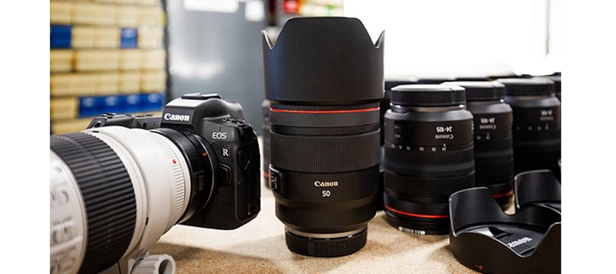RF-lens
