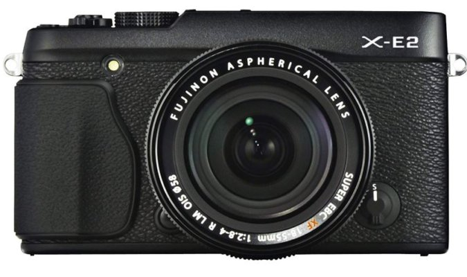Fujifilm X-E2 Image