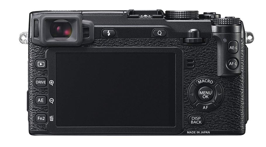 Fujifilm X-E2: The World's Fastest Autofocus Camera? 3
