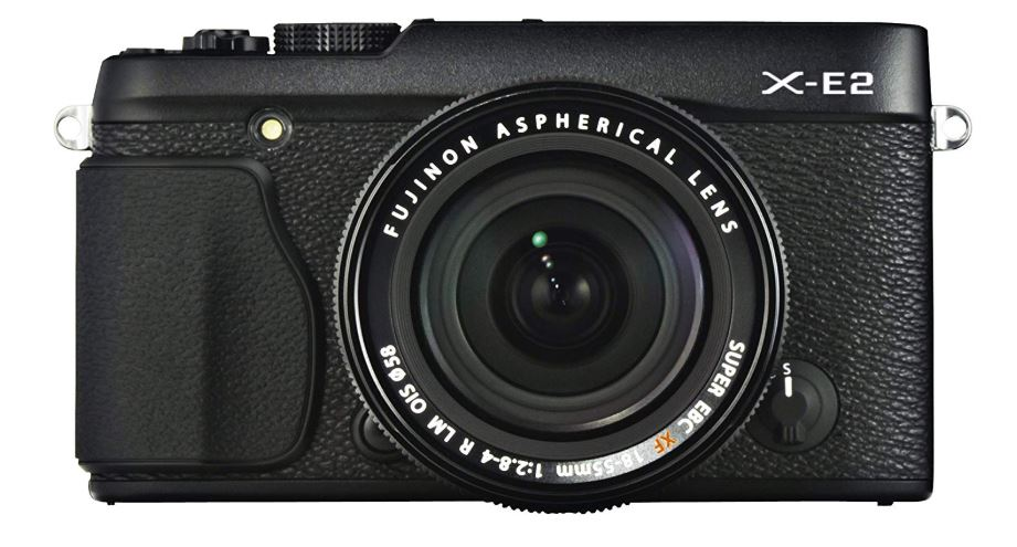 Fujifilm X-E2: The World's Fastest Autofocus Camera? 1