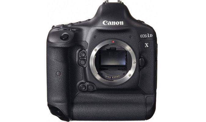 Canon EOS 1D X Image