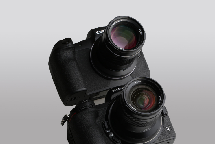 Nikon Z and Canon R Get First 3rd-Party Full-Frame Lenses From KIPON 4