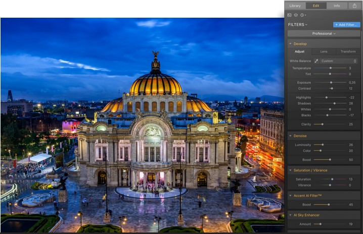 New Photo Editing Era: Luminar 3 Release Introduces AI Features 2