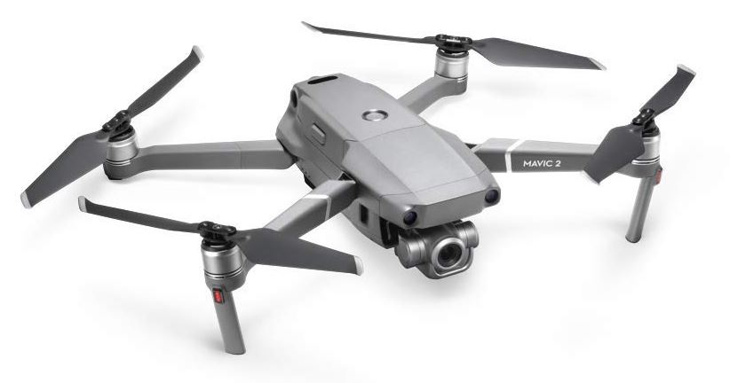 DJI Mavic 2 Zoom: A Fantastic Choice with 2x Optical Zoom 1