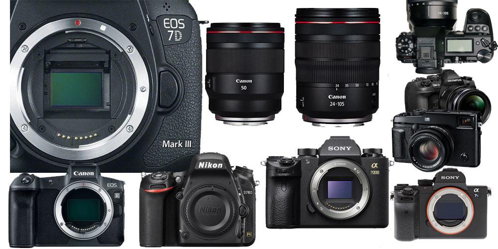 2019 Camera and Lens Predictions Image