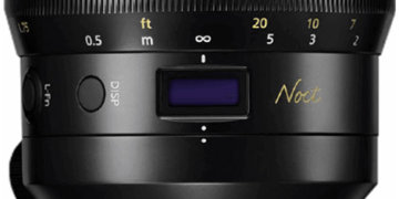 "Fastest NIKKOR Lens Ever ""Coming Soon"" 4"