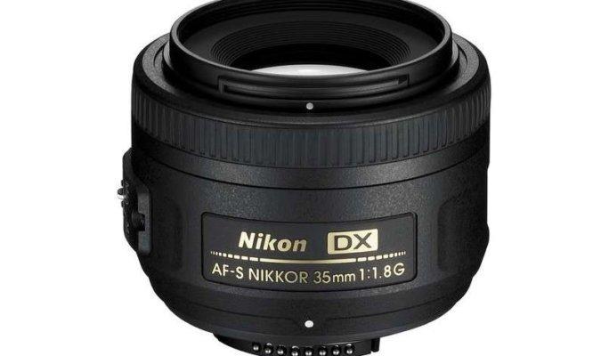 Nikon 35mm f/1.8G AF-S DX Image