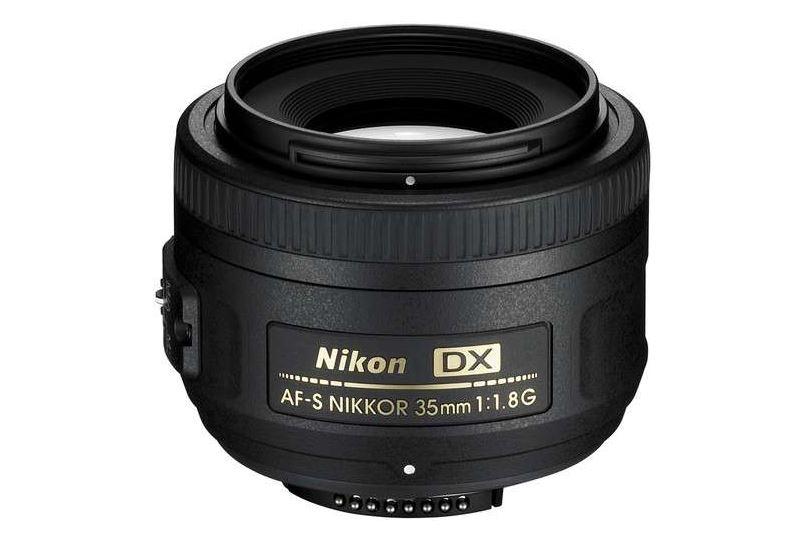 Nikon AF-S DX NIKKOR 35mm f/1.8G Image