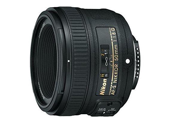 Nikon 35mm f/1.8G AF-S DX Image 1