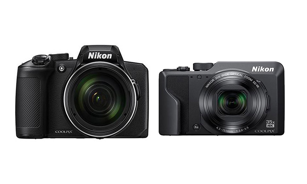 Nikon Launches Two Compact Digital Cameras with High-Power Zoom: Coolpix B600 and A1000 1