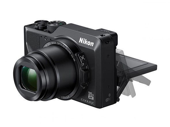Nikon Launches Two Compact Digital Cameras with High-Power Zoom: Coolpix B600 and A1000 6