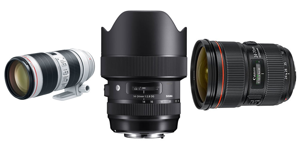 The Best 3 Lenses You Will Ever Own 1