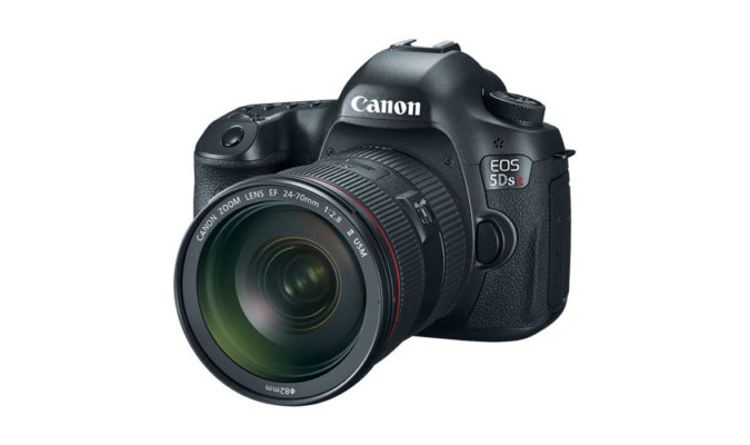 Canon EOS 5DS R Image