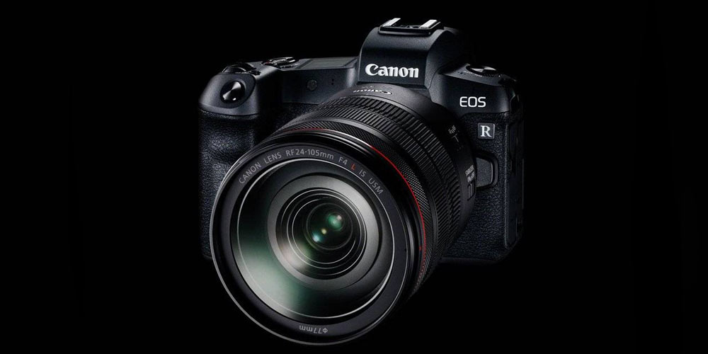 Canon R System Image