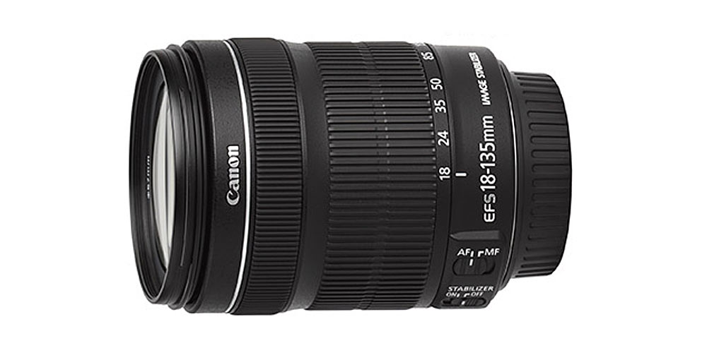 Canon EF-S 18-135mm f/3.5-5.6 IS STM Image