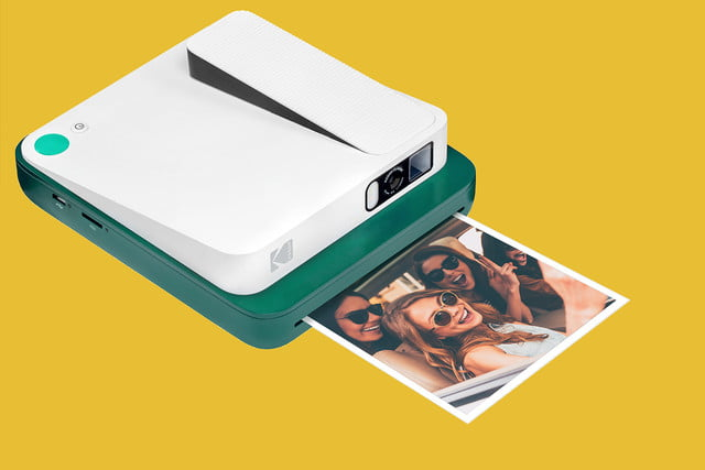 Kodak Introduces Its Next Line of Instant Cameras with Smile Camera and Printer 1