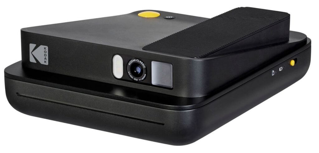 Kodak Introduces Its Next Line of Instant Cameras with Smile Camera and Printer 3