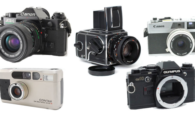 Tips for Buying an Old Film Camera Image