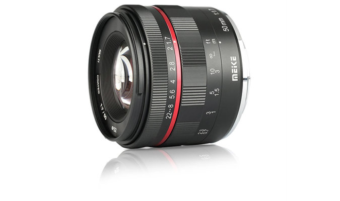 Meike Announces Low Budget 50mm f/1.7 Lens for Canon RF and Nikon Z Mirrorless Cameras 29