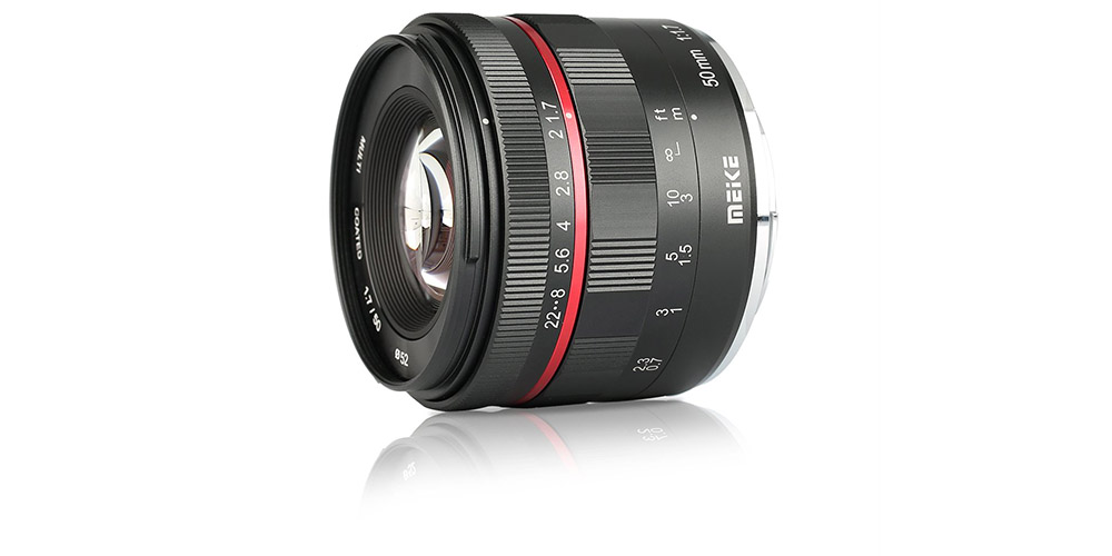 Meike Announces Low Budget 50mm f/1.7 Lens for Canon RF and Nikon Z Mirrorless Cameras 1