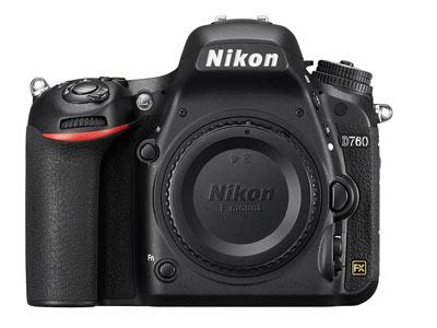 Nikon D760 Image