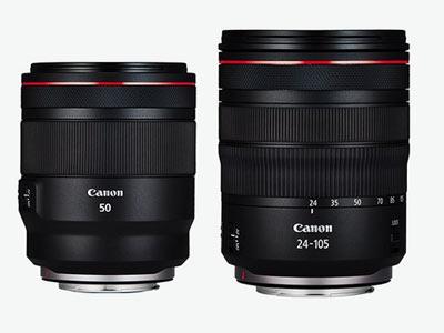 Canon R Lenses Image