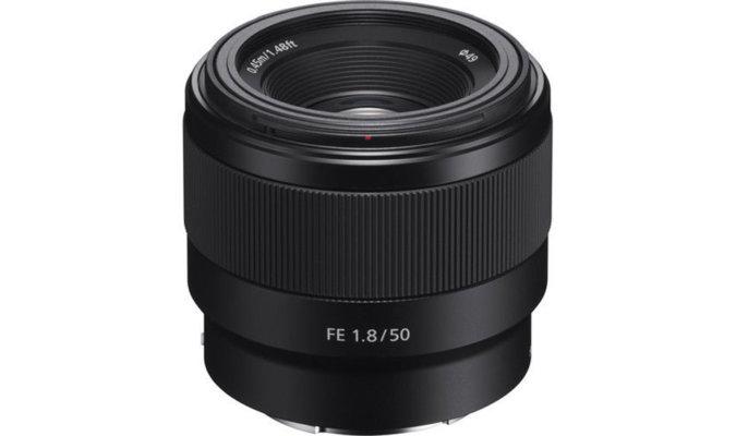 Sony FE 50mm f/1.8 Image