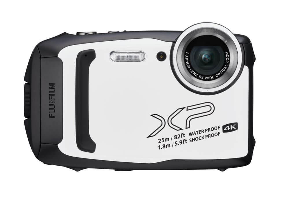 New Compact Cam from Fujifilm XP140 Is Waterproof and More Durable 1
