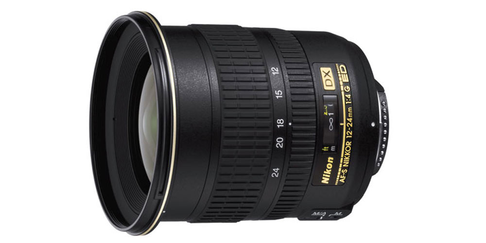 Nikon AF-S DX Zoom-Nikkor 12-24mm f/4G IF-ED Image