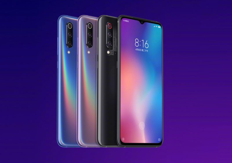 Xiaomi Mi 9 Equipped with Triple Rear Cameras and Snapdragon 855 Launched in China 1