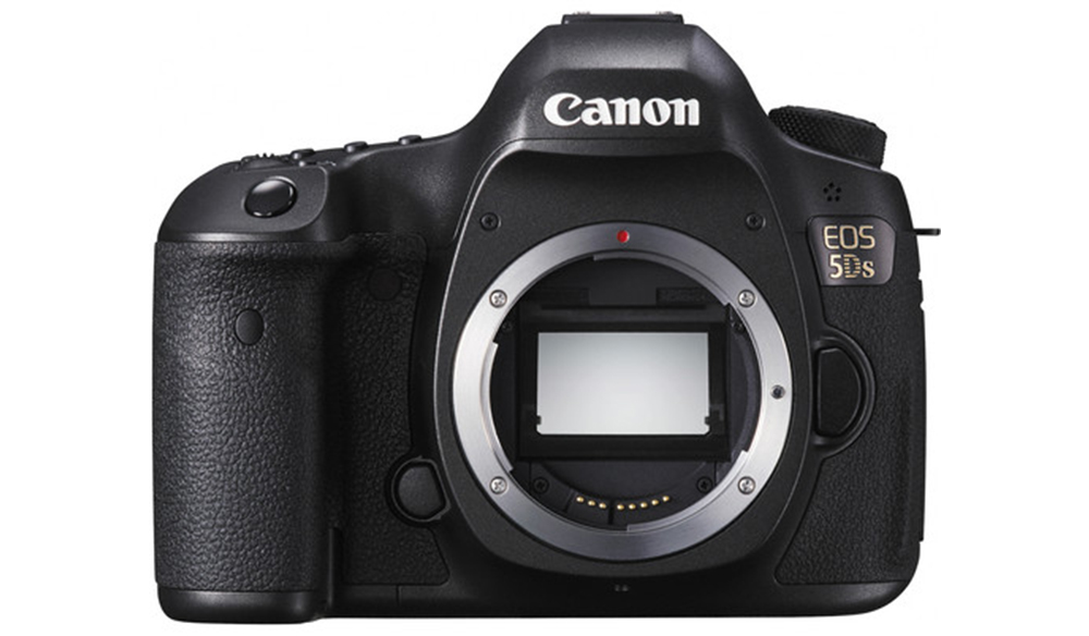 A Look Into the Canon EOS 5DS 1