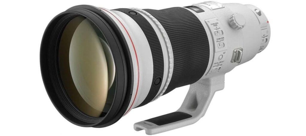 Canon EF 400mm f/2.8L IS II USM Image